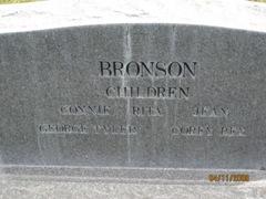 Gordon Odell Bronson