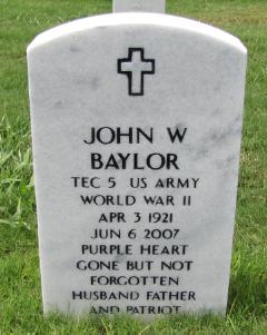 John William Baylor