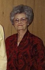 Ruby Laverne <i>Brasfield</i> Hill