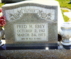 Fred Herman Ebey