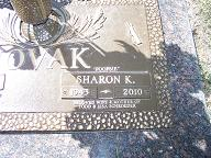 Sharon <i>McSPADDEN</i> Novak