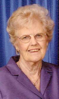 Cecilia Virginia Gidge <i>Fredette</i> Adams