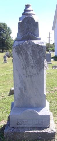 Julia Ann <i>Hite</i> Stone