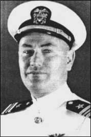 LCDR Cecil Edward Red Blount