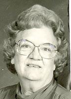 Edna Rosemary <i>Dawson</i> Briggs