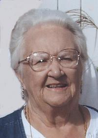 Polly Ann <i>Hampton</i> Frakes