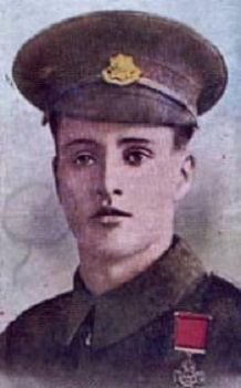 Pvt George William Chafer