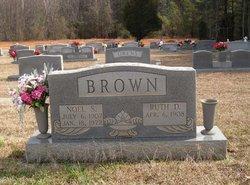 Annie Ruth <i>Davis</i> Brown