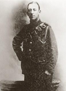 George William Burdett Clare