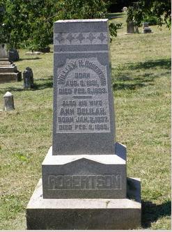 Ann Delilah <i>Potter</i> Robertson