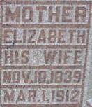 Elizabeth <i>Vanner-Speigle</i> Bumgardner