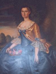 Ann <i>Randolph</i> Fitzhugh