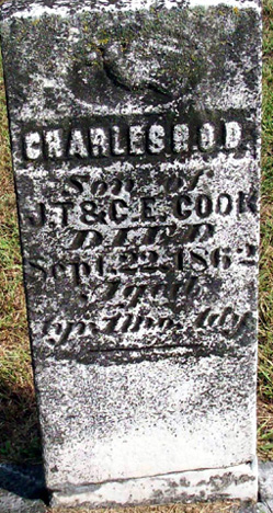 Charles H O D Cook