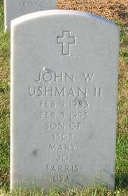 John Wayne Bubba Ushman, II