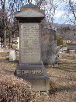 Dr Lyman Coleman