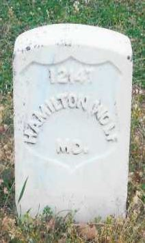 Pvt David Hamilton Wolf