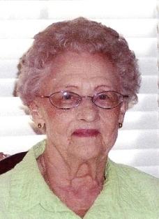Mildred Frances Cole <i>Cave</i> Dunderdale