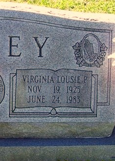 Virginia Louise Coffey