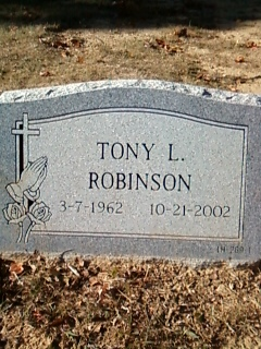 Tony Leon Box Robinson