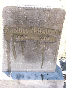 Samuel Hope Sam Bailey