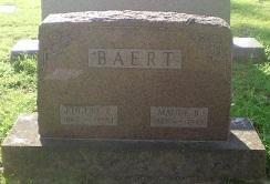 Maude Belle <i>Trisler</i> Baert