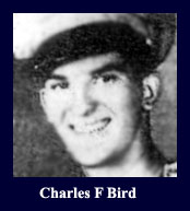 PFC Charles F Tom Bird