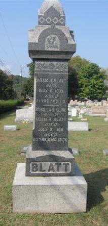 Adam H. Blatt