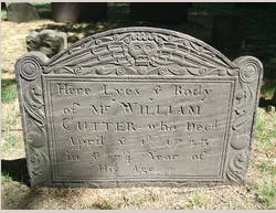 William Cutter