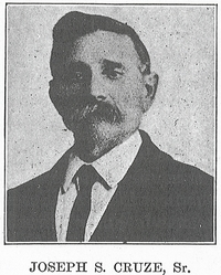 Joseph Santana Cruze