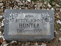 Audrey Betty <i>Blankenship</i> Hunter