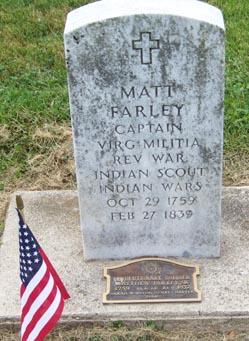 Capt Matthew Farley