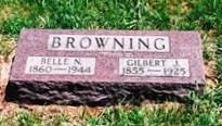 Belle Nina <i>Goo</i> Browning