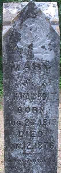 Mary Polly <i>Smith</i> Rainbolt