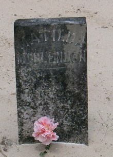 Matilda McClendon