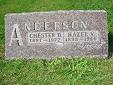 Hazel V <i>Skagerberg</i> Anderson