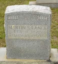Martin Shelby Lance