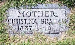 Christina Paulina <i>Steierwalt</i> Graham