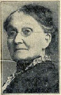 Elizabeth Lizzie <i>Cassin</i> Willits