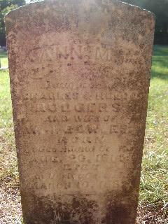 Anna Marie Ann <i>Rogers</i> Bowles