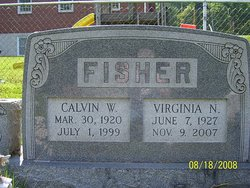 Virginia Nelson <i>Sprouse</i> Fisher