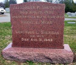 Gertrude L <i>Sheridan</i> Mead