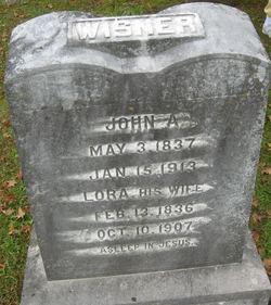Lora <i>Clark</i> Wisner