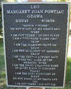 Margaret Joan Pontiac