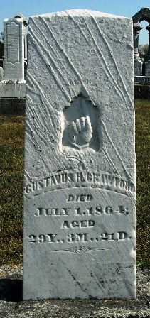 Gustavus H. Crawford