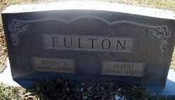 Maude Diane <i>Gurnsey</i> Fulton