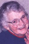 Selma Mae <i>Struchen</i> Brockett