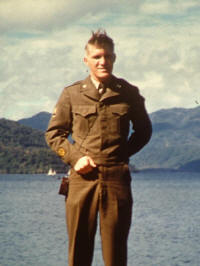 Sgt Richard M. Cole