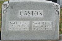 Samuel H. Gaston