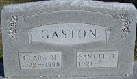 Samuel O. Gaston