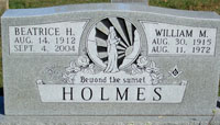 Beatrice H. Holmes